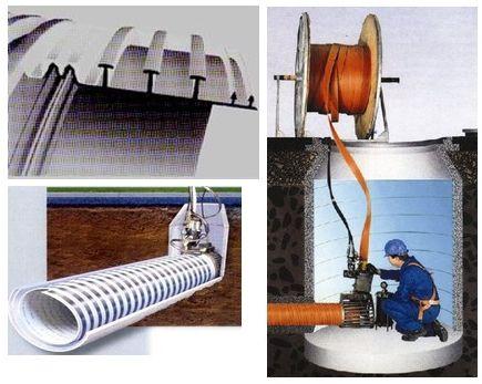 排水管道內襯修復