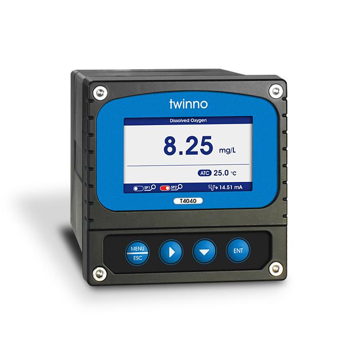 工业在线溶氧仪 编号:T4040