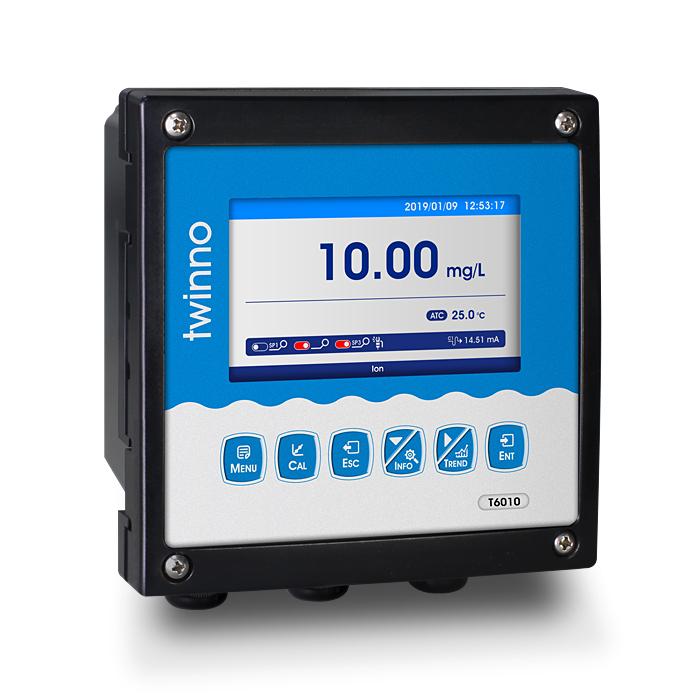 在线离子监测仪 编号:T6010