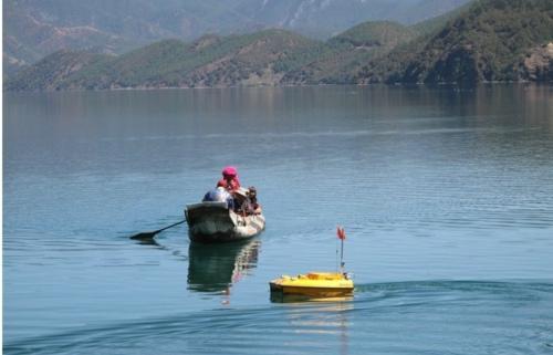 湖泊水库水质安全监测预警解决方案