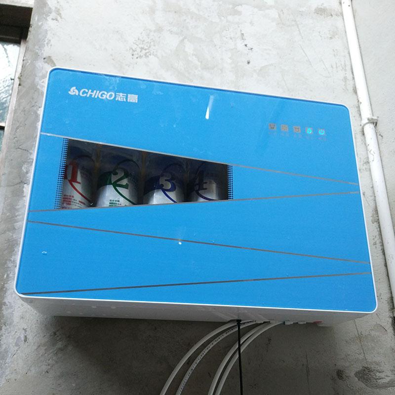 净水器的废水利用