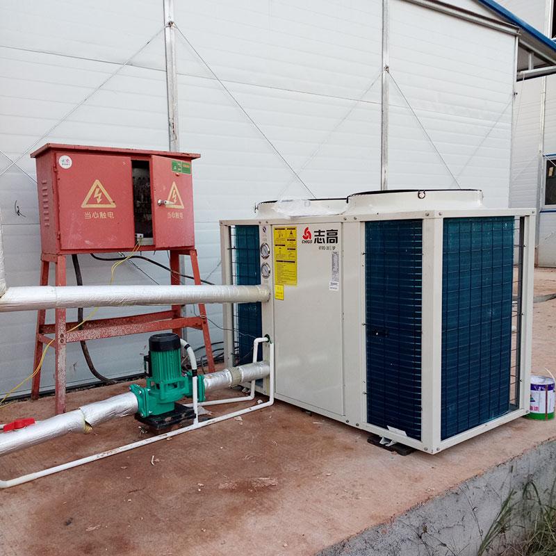 伍总:空气能热水器
