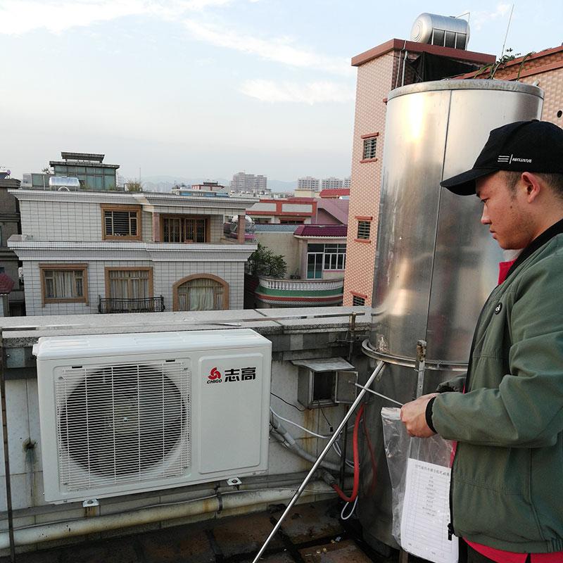 空气能热泵热水器安装误区