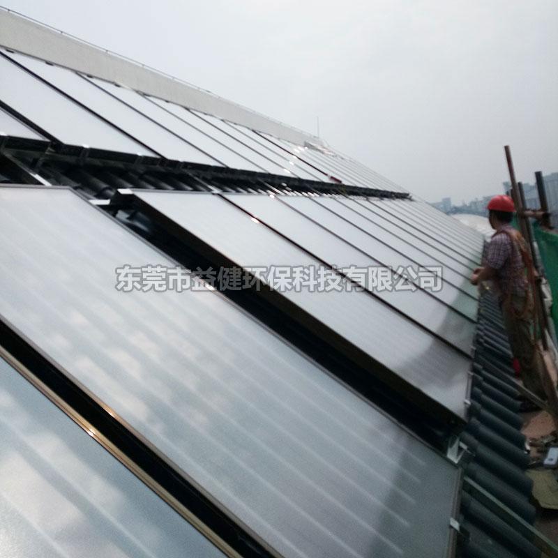 志高太阳能热水器