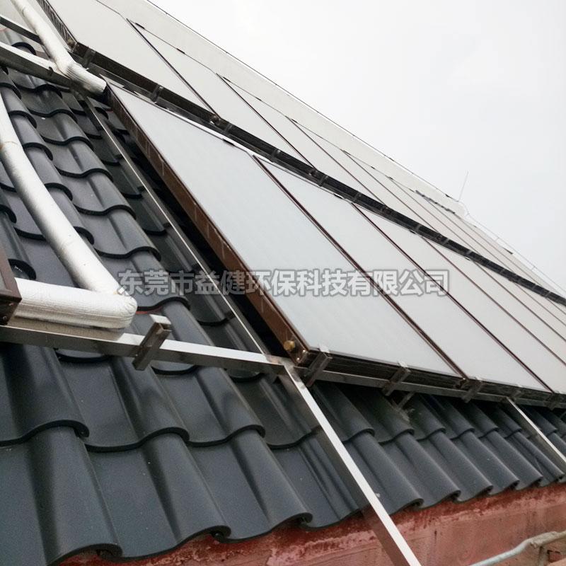 太阳能热水器方案