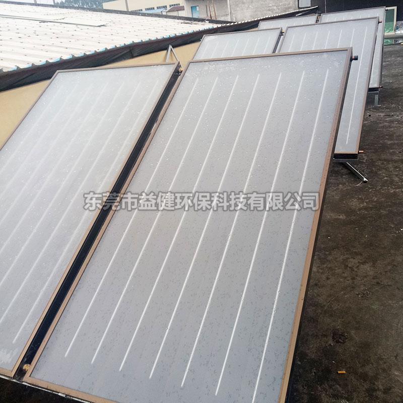 志高太阳能热水器安装