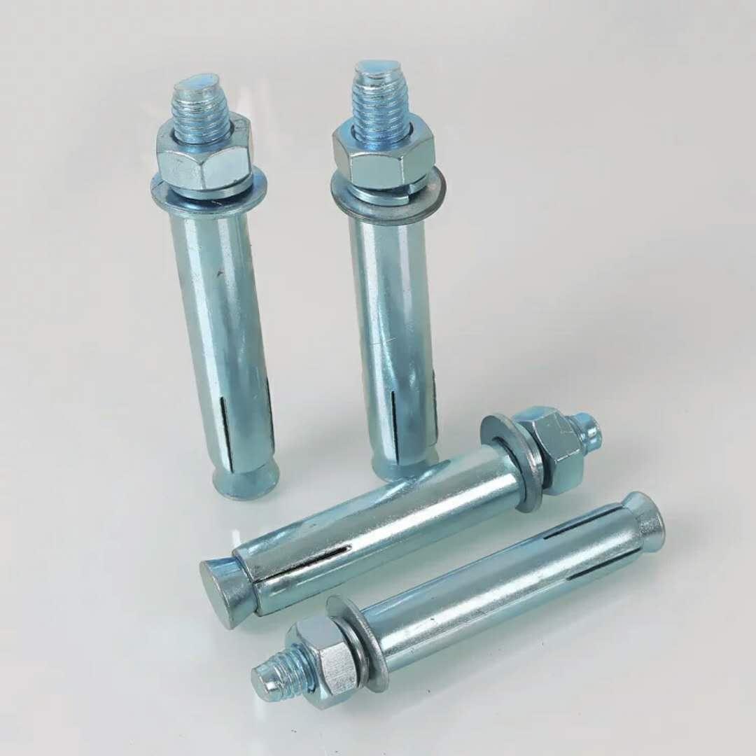 今天AG积分王小编跟大家分享的内容是金属膨胀螺丝表面需要怎么处理呢