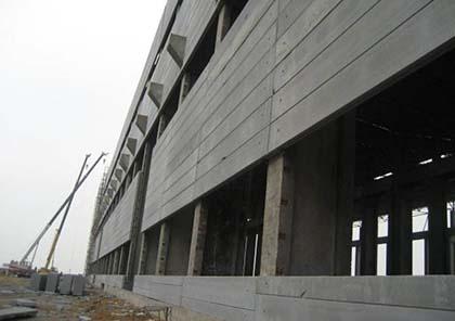 医院ALC外墙板