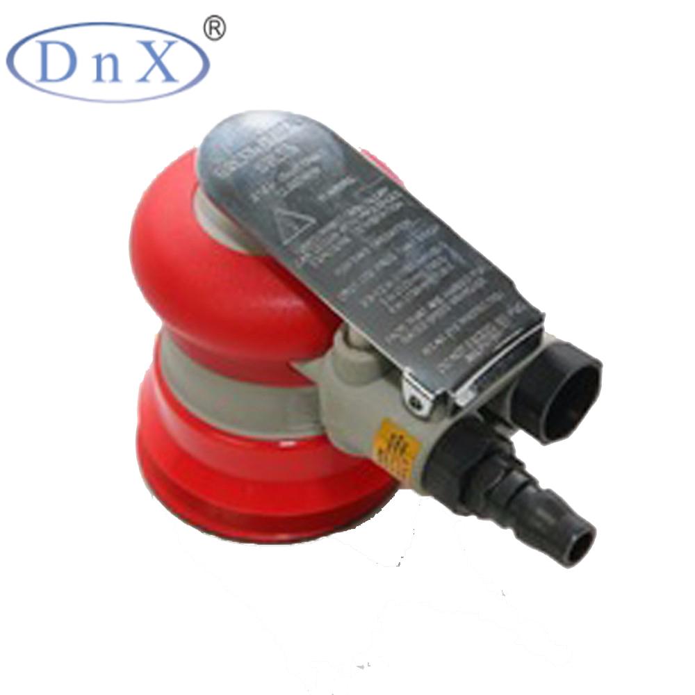 红色3寸气动打磨机