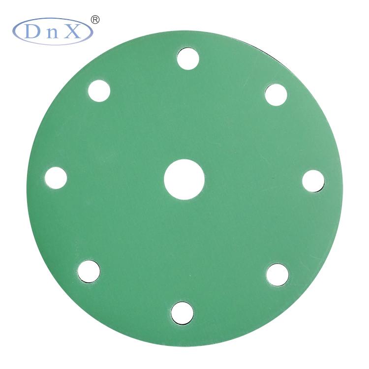 绿色多孔背绒砂纸