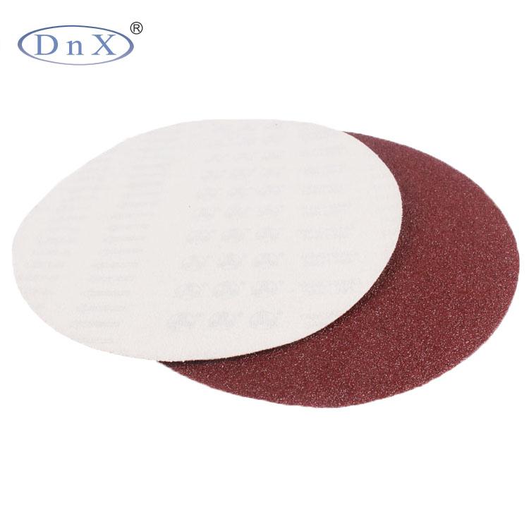 圆盘背绒砂纸