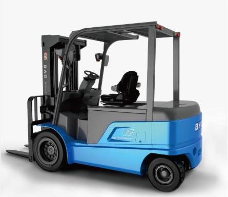CPD45/50平衡重叉車