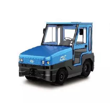Q250L—25噸座駕式牽引車