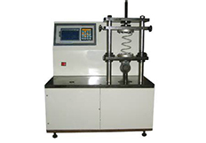 Reed fatigue test machine