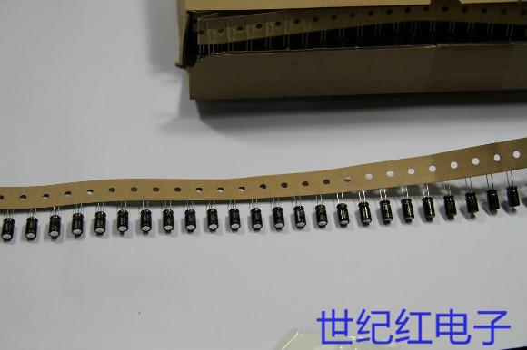 原装进口全新日本ELNARA3系列 220UF 16V金装标准音频电解电容