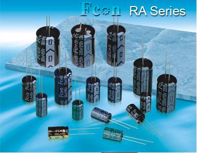 台湾FCON金富康电解电容 RA-250V5.6UF