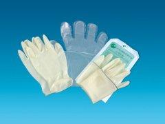 一次性醫用橡膠手套