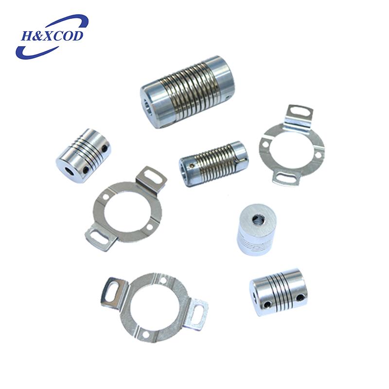 铝合金材质编码器联轴器