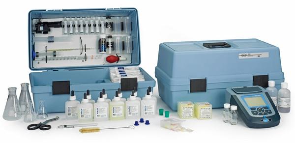 DREL1900 便携式水质检测箱