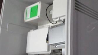 Portable online detector
