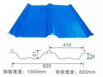 福建彩鋼瓦廠家創興教你屋面防水應該怎么做
