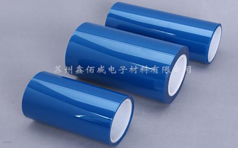 蓝色非硅PET离型膜