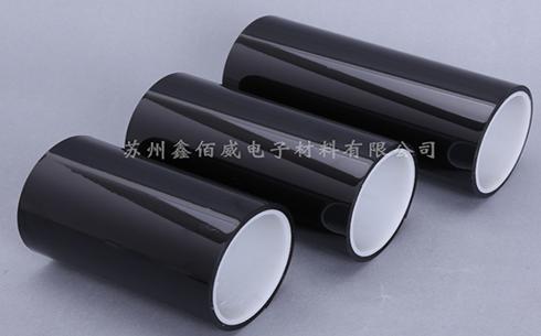 黑色防静电离型膜