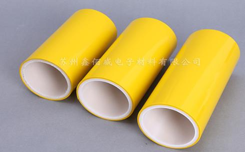 黄色防静电离型膜