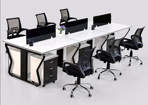 简约实用的职员办公桌