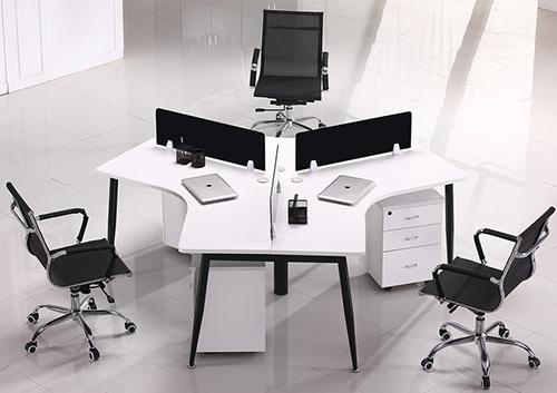 职员办公桌(椎脚架)