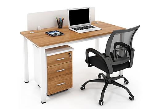 职员办公桌(门脚架)