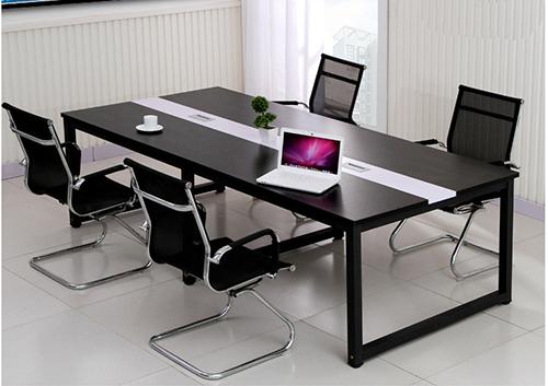 会议办公桌(口型脚架)