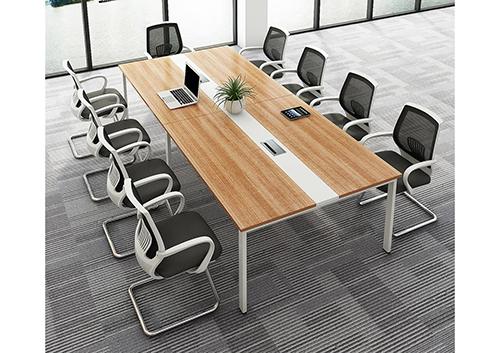 会议办公桌(门型脚架)