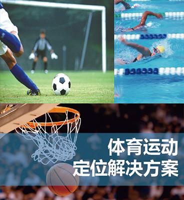 體育運動領域