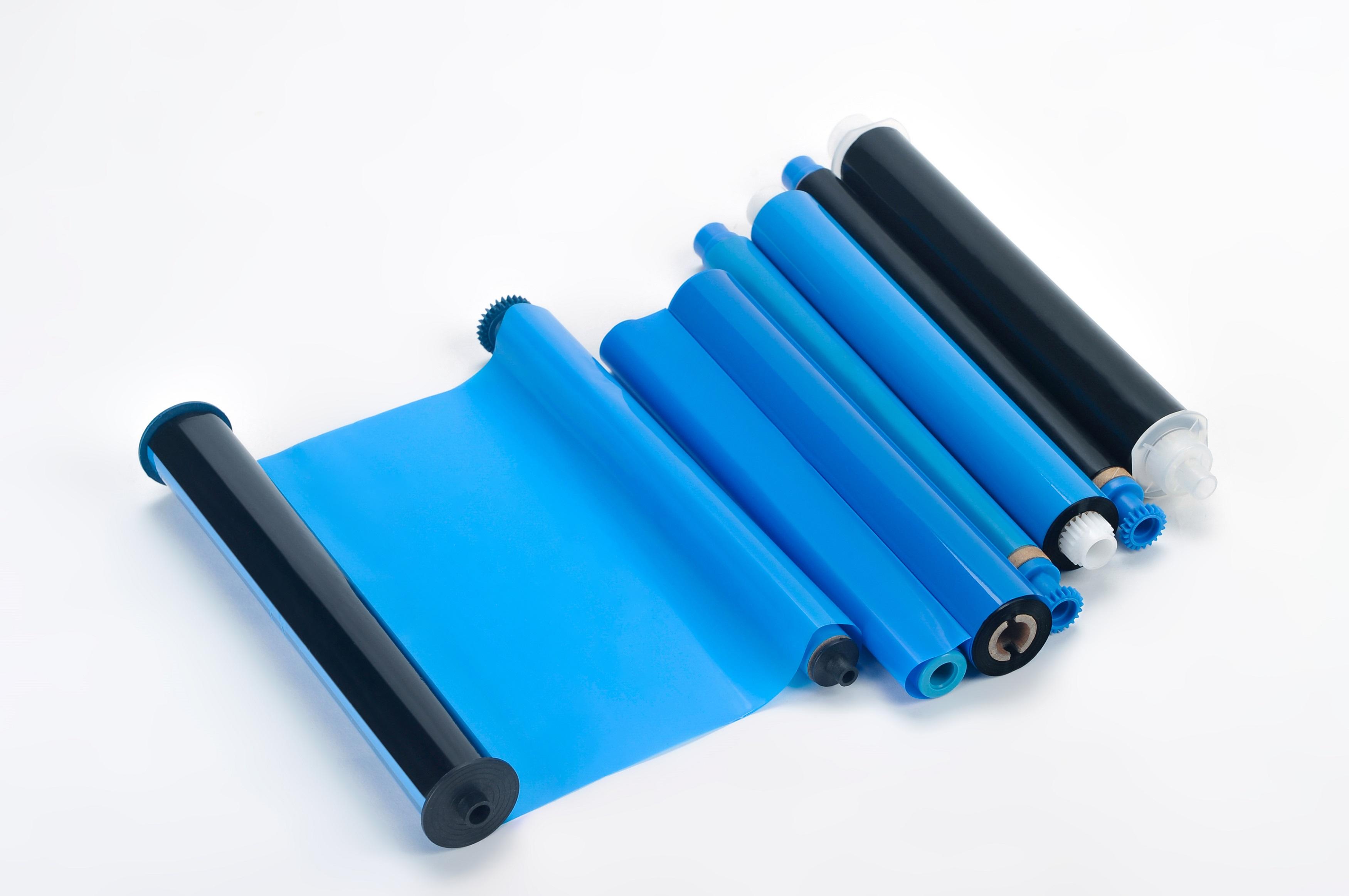 小管芯树脂基碳带