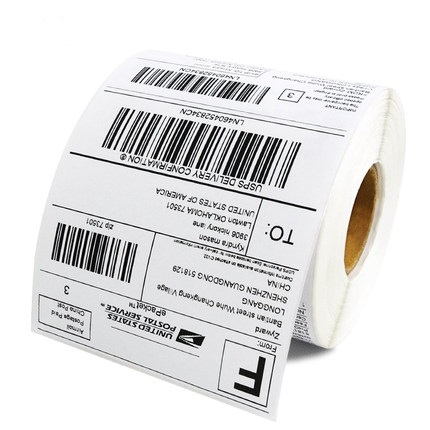 快递物流标签纸