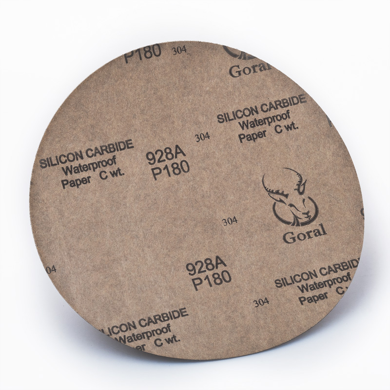 国产Goral带背胶金相砂纸8英寸9英寸10英寸12英寸