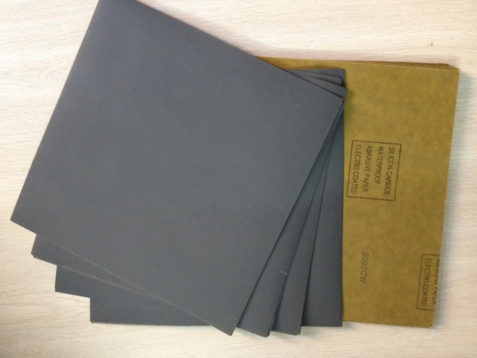 港下金相砂纸 耐水砂纸 碳化硅金相砂纸
