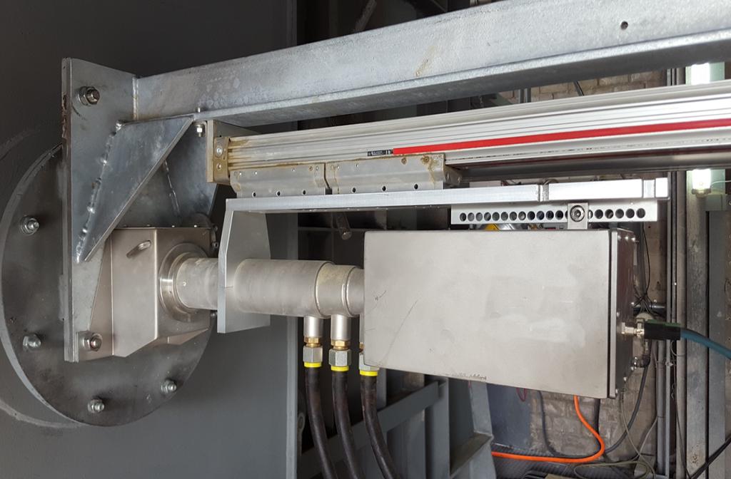 PIT Indicator 火焰监测系统