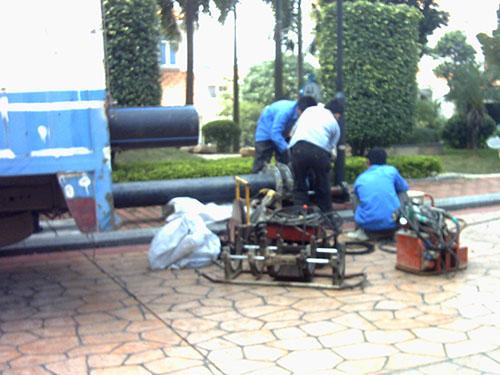 水管机械连接