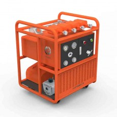 SF6充气抽真空装置
