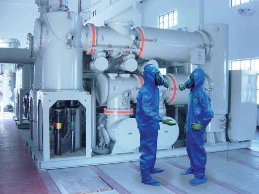 SF6在线监测系统:预防SF6气体泄露引起缺氧窒息事故