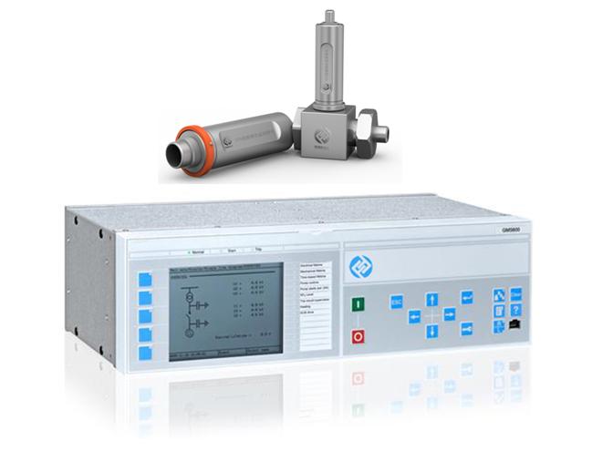 SF6密度微水在线监测系统