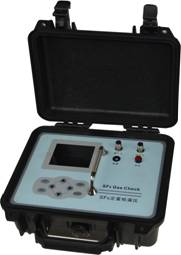 SF6便携式定量检漏仪