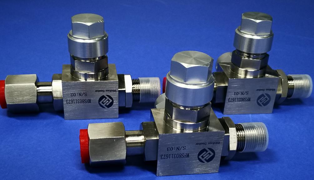 SF6断路器密度继电器三通阀(WFS-A21-3Ih)