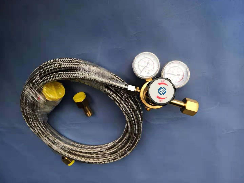 SF6充气装置-SF6充气管道-SF6减压阀充气装置