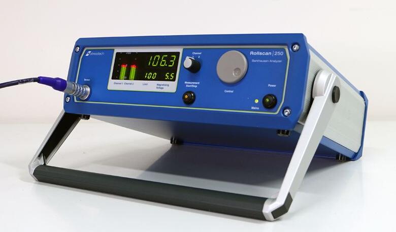 Stresstech Rollscan 250分析仪