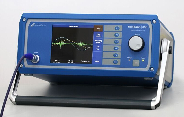 Stresstech Rollscan 350噪声分析仪