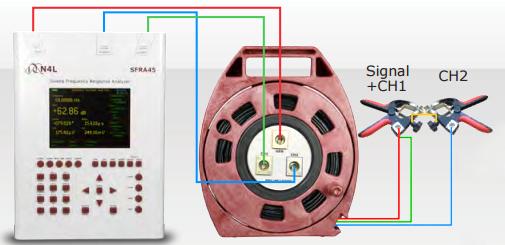 N4L SFRA扫频响应分析仪连接线组和零检查