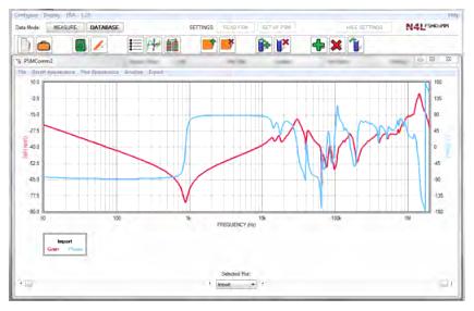 N4L SFRA扫频响应分析仪使用步骤